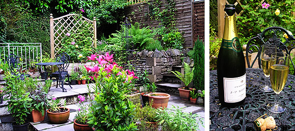 storrs gate house garden