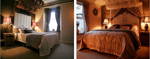 the cottage guesthouse windermere bedrooms